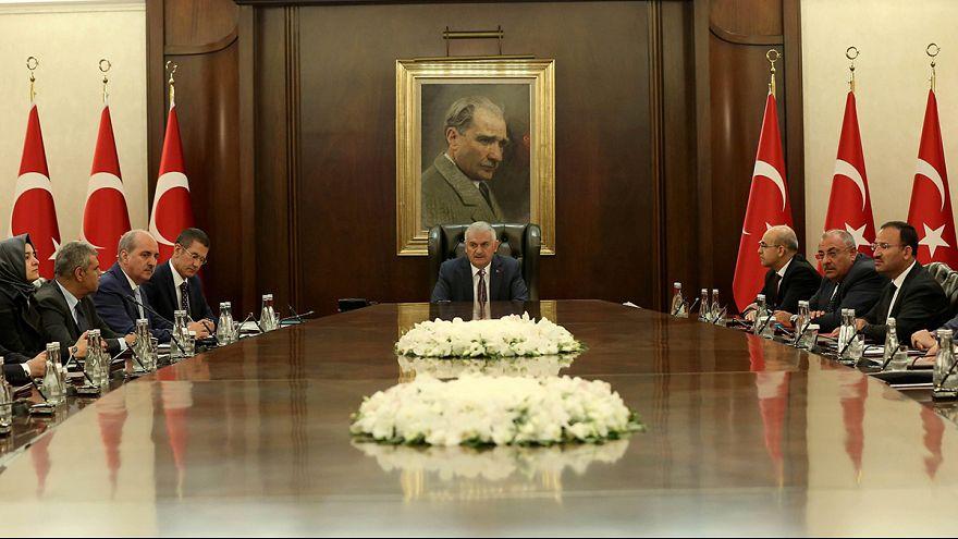 Власти Турции настаивают на причастности к путчу Гюллена