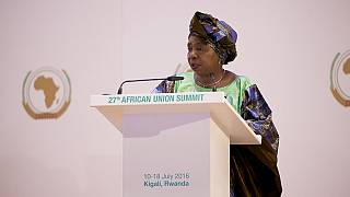 Dlamini Zuma officially accepts to stay on as AU Chair till January 2017