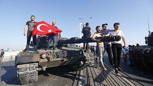 الآثار الخمسة الكبرى للانقلاب الفاشل في تركيا