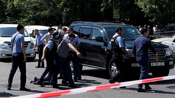 Τρομοκρατική ενέργεια η επίθεση στο Καζακστάν