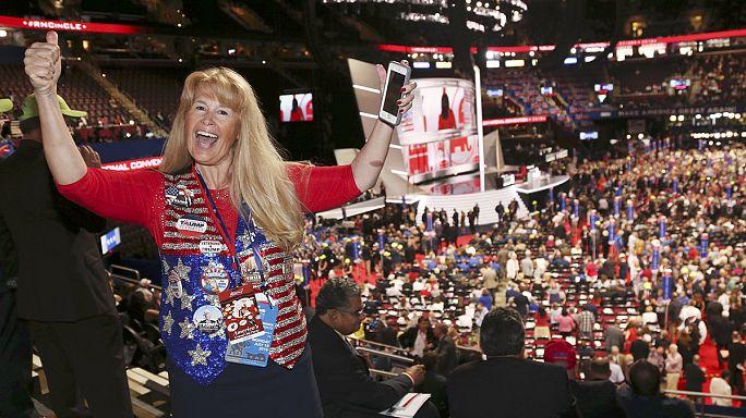 ABD'de Cumhuriyetçi Parti Ulusal Kurultayı başladı