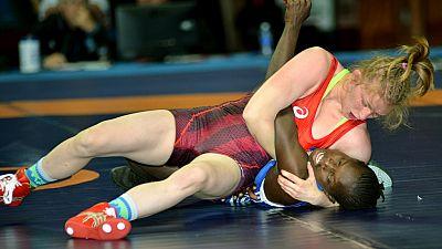 Rio 2016: l'ultime défi de la lutteuse Sénégalaise Isabelle Sambou