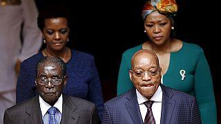 South Africa betraying Mandela with silence over Zimbabwe crackdown - HRW