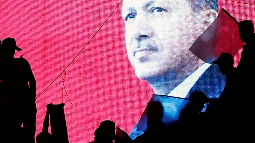 Türkei - wer sind Anführer, Beteiligte und Unterstützer?