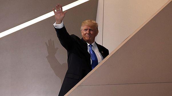 اولین روز گردهمایی جمهوریخواهان در کلیولند با ناکامی مخالفان ترامپ پایان یافت