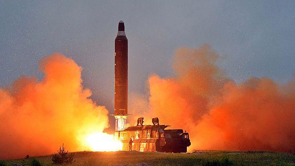 Des nouveaux tirs de missiles nord-coréens, comme un avertissement