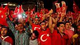 اردوغان يقول إنه سيصادق على عقوبة الاعدام إذا اقرها البرلمان