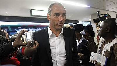 French coach Le Guen takes charge of Nigeria's Super Eagles