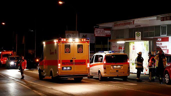 Las autoridades alemanas aseguran que no hay indicios de una conexión directa entre el agresor del tren y Dáesh