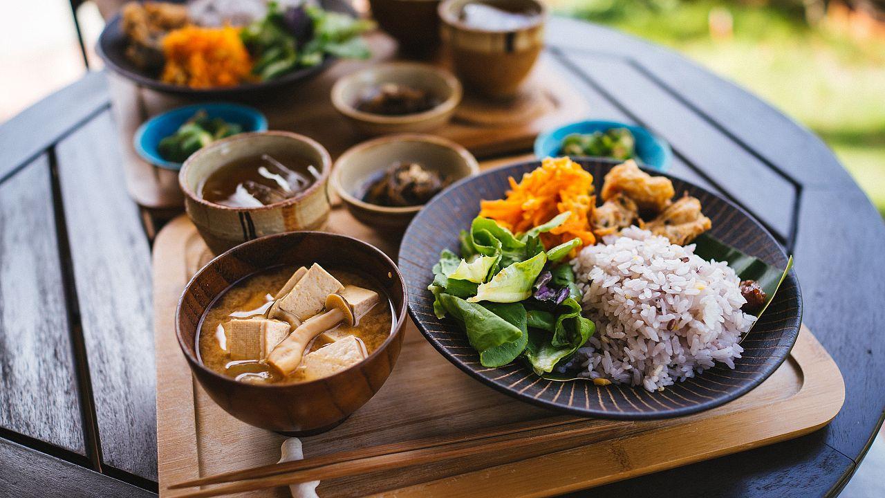 Breakfast in Okinawa