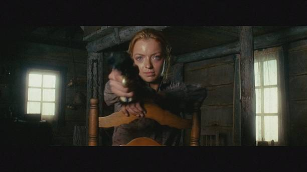 """Outlaws and Angels"" avec Francesca Eastwood, la fille de Clint"
