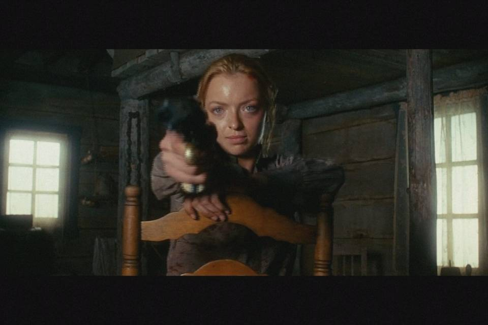 'Outlaws and Angels' sees Francesca Eastwood follow in parents' footsteps