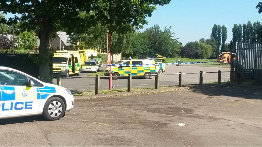 """Fatal shooting in east England """"not terror related"""" say police"""