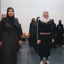 """""""Las Reinas de Siria"""", una obra de teatro para entender la crisis de los refugiados"""