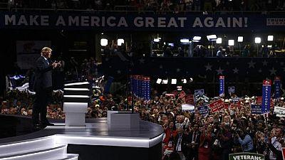 Course à la Maison Blanche : convention républicaine dans la cacophonie