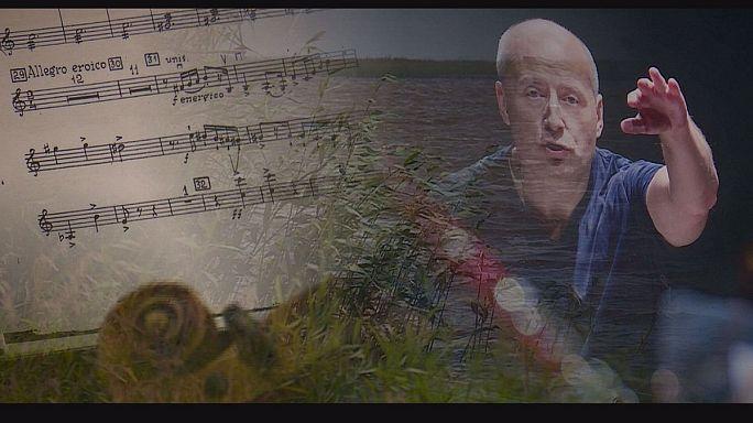 Естонський диригент-щасливчик Пааво Ярві