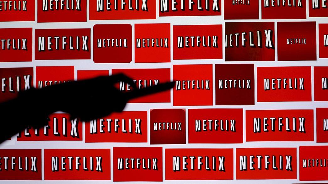 Netflix regista menor procura e derrapa na bolsa dos Estados Unidos