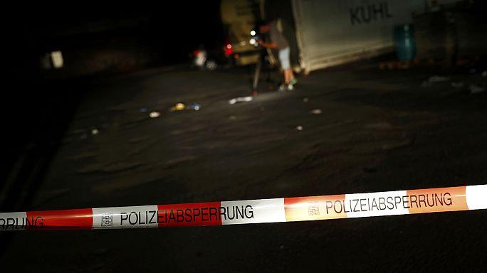 """تنظيم """"داعش"""" يتبنى الهجوم على مسافرين في قطار الماني"""