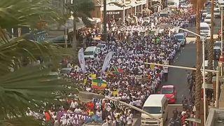 Afrique du Sud: marche pour plus d'accès aux ARV