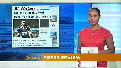 Press review of 19-07-2016 [The Morning Call]