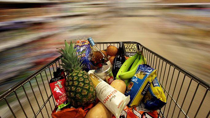 معدل التضخم في بريطانيا يسجل اعلى نسبة له منذ 18 شهراً