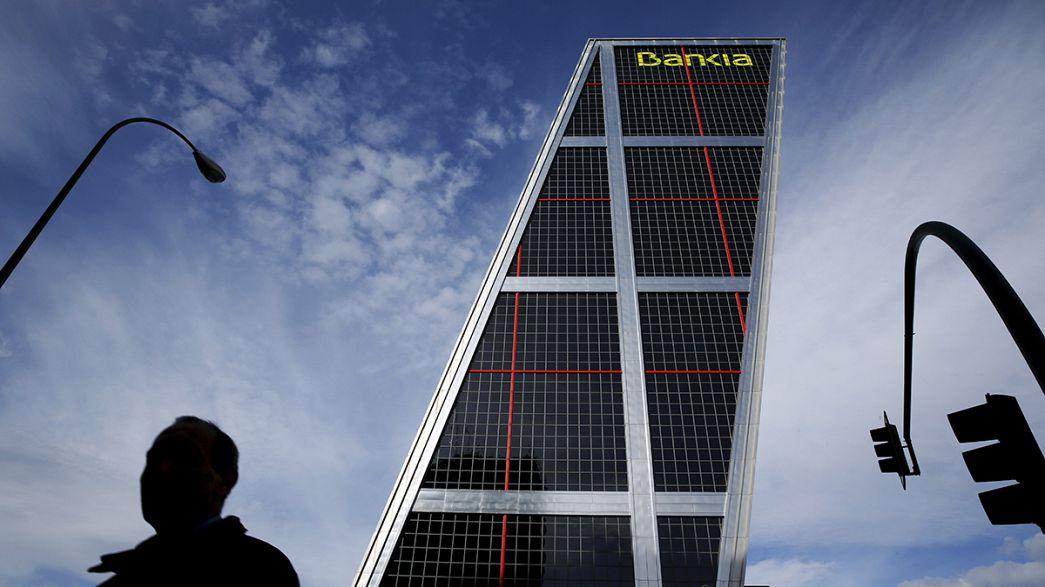 تراجع في الديون المتعثرة للمصارف الاسبانية