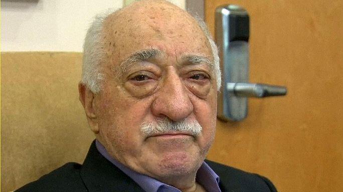 Ankara Fethullah Gülen kiadatását kérte Washingtontól