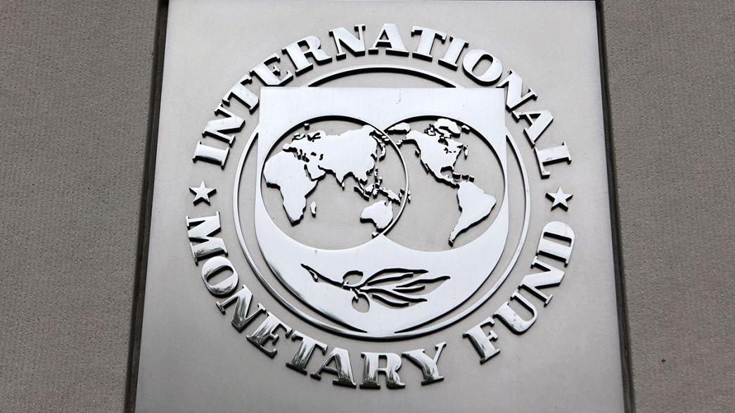 """МВФ: """"брексит"""" спутал наши планы"""