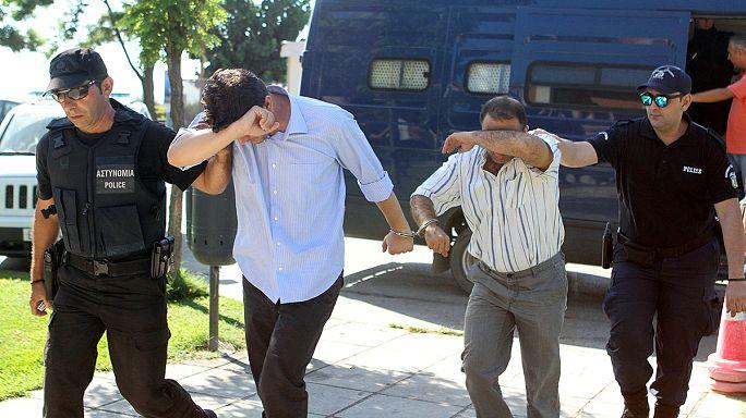 A Görögországba szökött török katonák menedékjogot kérnek