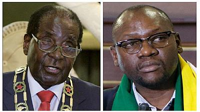 Mugabe accuses Evan Mawarire of inciting violence