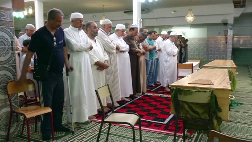 Muslims mourn their dead after Bastille Day truck attack in Nice