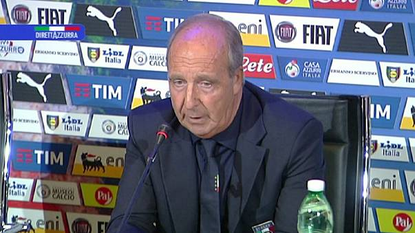 Ventura replaces Conte as new Italy boss