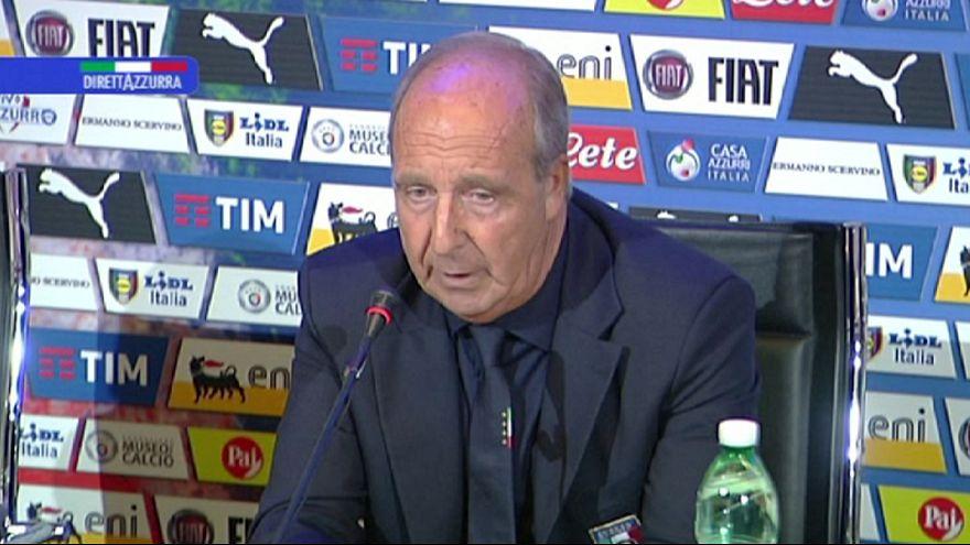 Futebol: Giampiero Ventura é o novo selecionador de Itália