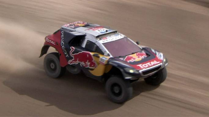 Silk Way Rally: Peterhansel bounces back to claim Stage 10