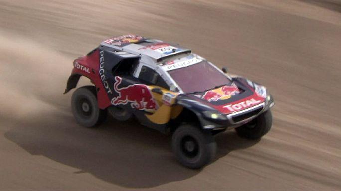 Silk Way Rallye 2016: Etappensieg für Stephane Peterhansel und Jean-Paul Cottret