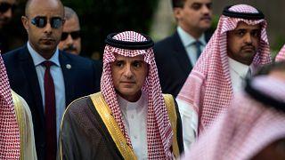 Image: Saudi Foreign Minister Adel al-Jubeir