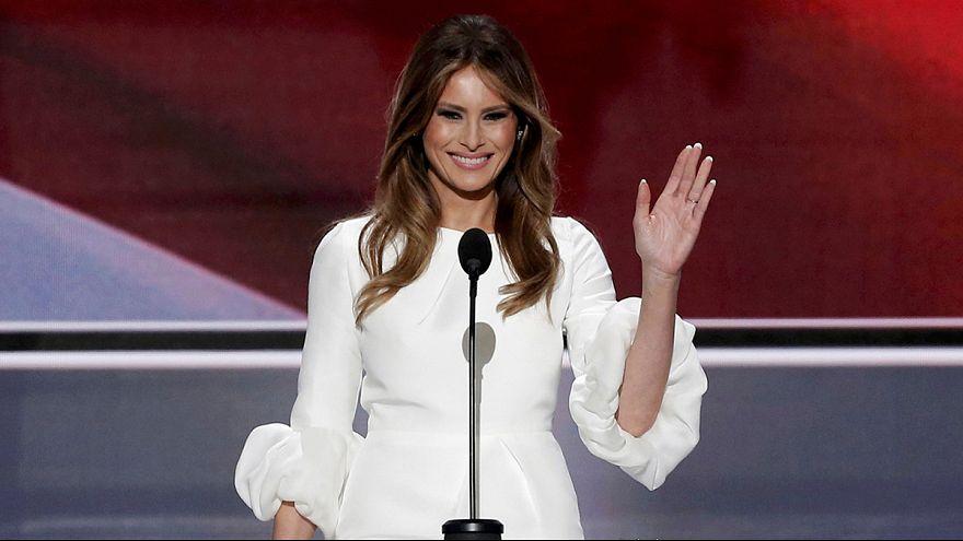 Twitter lacht über Trump-Plagiat: #FamousMelaniaTrumpQuotes