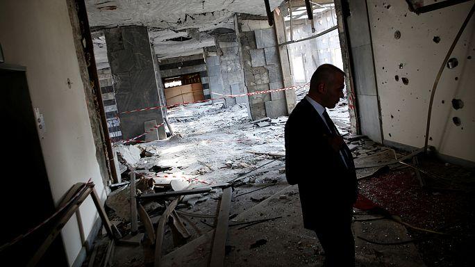 A török parlament a puccskísérlet idején is ülésezett