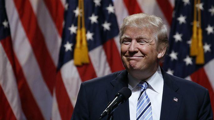 Hivatalosan is Donald Trump a republikánus elnökjelölt