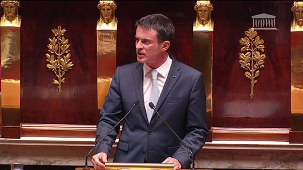 لایحۀ تمدید حالت فوق العاده پس از موافقت پارلمان فرانسه به سنا رفت