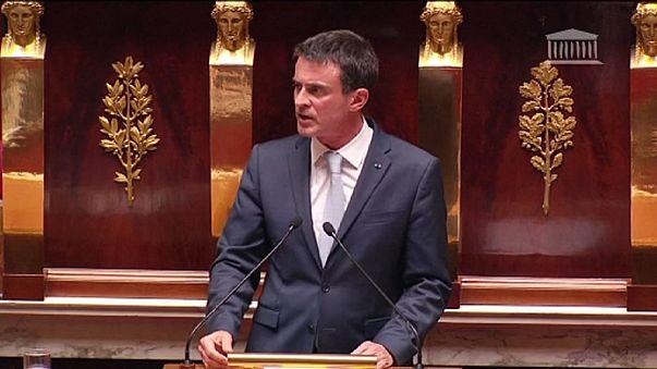 La Asamblea Nacional francesa aprueba prolongar el estado de emergencia seis meses