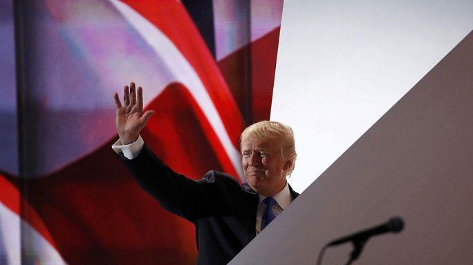Donald Trump Cumhuriyetçilerin nihai başkan adayı oldu