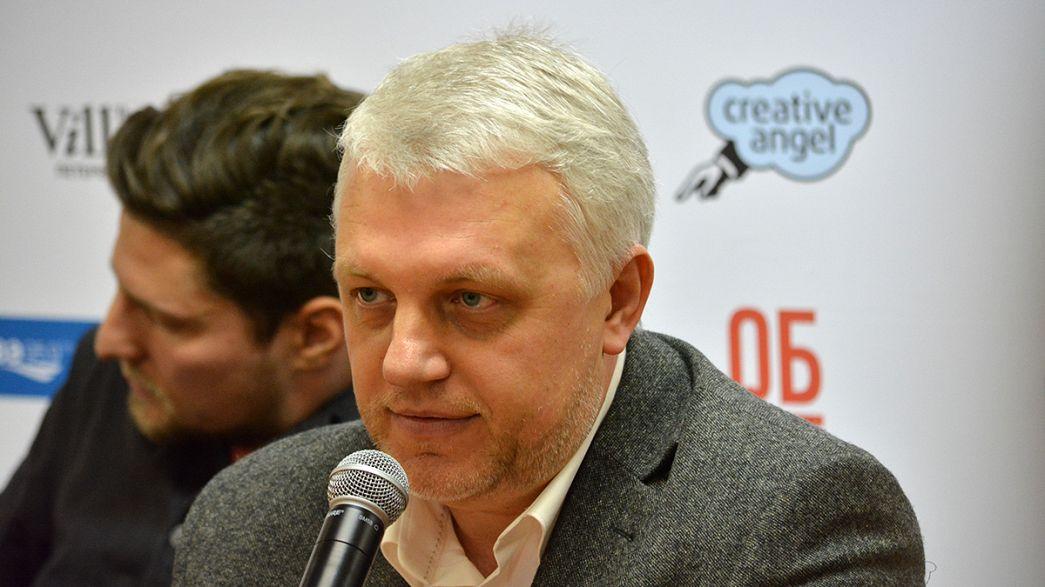 Известный журналист Павел Шеремет убит в Киеве