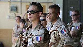 Three French soldiers killed in Libya helicopter mission