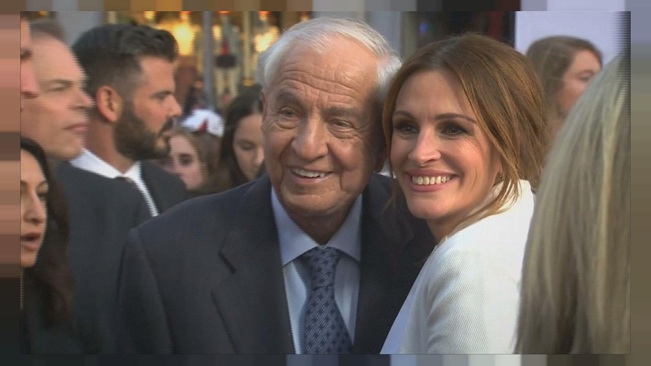 "Hollywood rende omaggio a Garry Marshall, regista di ""Happy Days"" e ""Pretty Woman"""