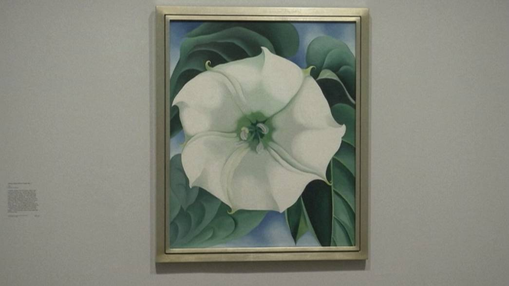 Tate Modern pays tribute to Georgia O'Keeffe and her world view