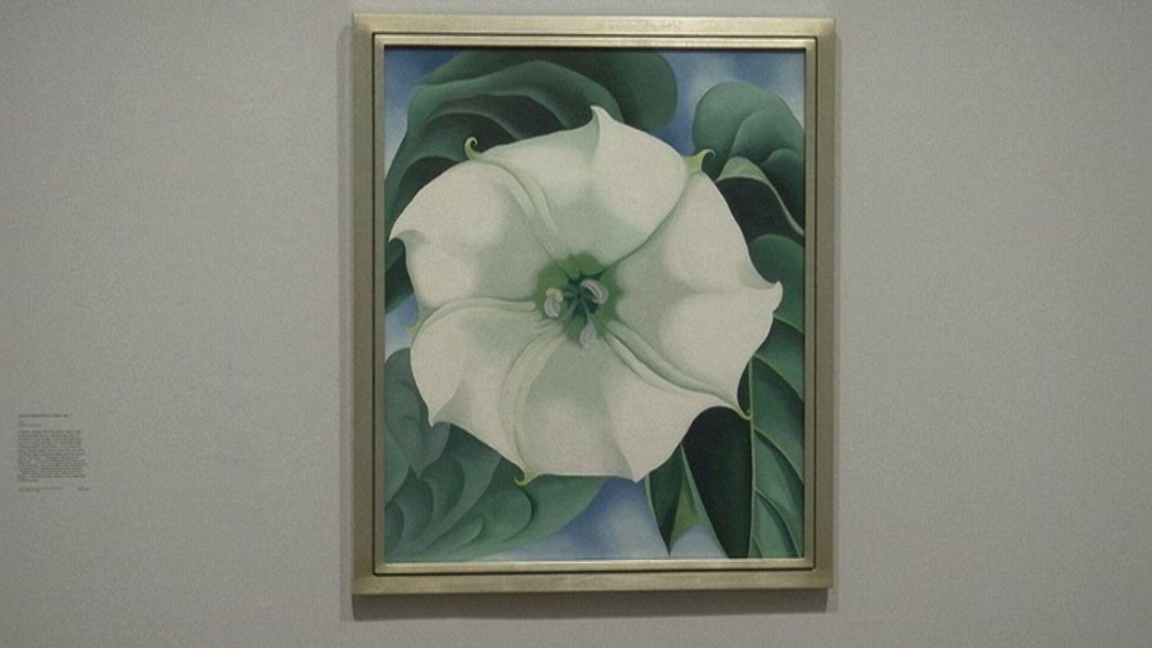Retrospectiva de Georgia O'Keeffe en el Tate Modern de Londres
