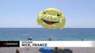 Nice'de hayat normale dönüyor