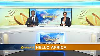 AU troops for South Sudan [The Morning Call]
