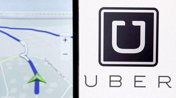 Dos conductores de Uber en Londres denuncian a la compañía por derechos laborales